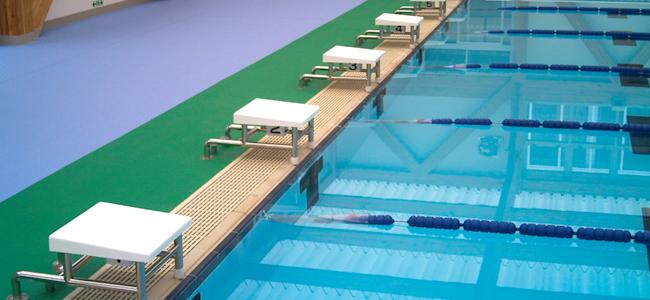 Aqua Swimming Pools Product : Myrtha athletic swimming pool aqua amenity department