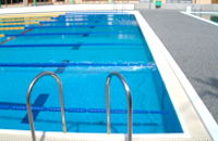 Coated Stainless Steel Pool