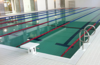 Movable Floor Pool