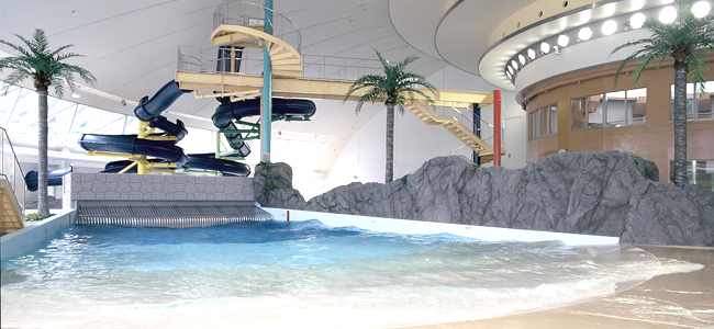 Wave Generators for Water Parks
