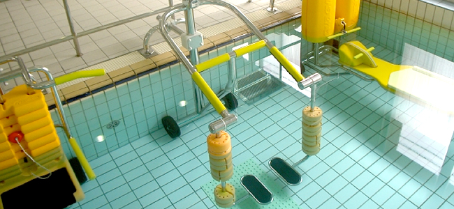 Aquatic Physical Therapy Pool